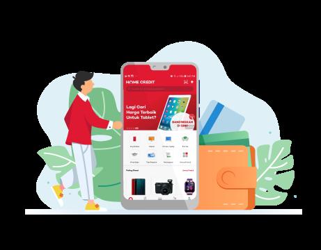 Review Home Credit Indonesia Cara Mengajukan Pinjaman Multiguna Pinjaman Online Investasi Keuangan Asuransi Duwitmu